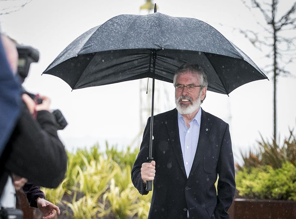 The power-sharing administration at Stormont is placed under new risk after a historic vote for Sinn Fein