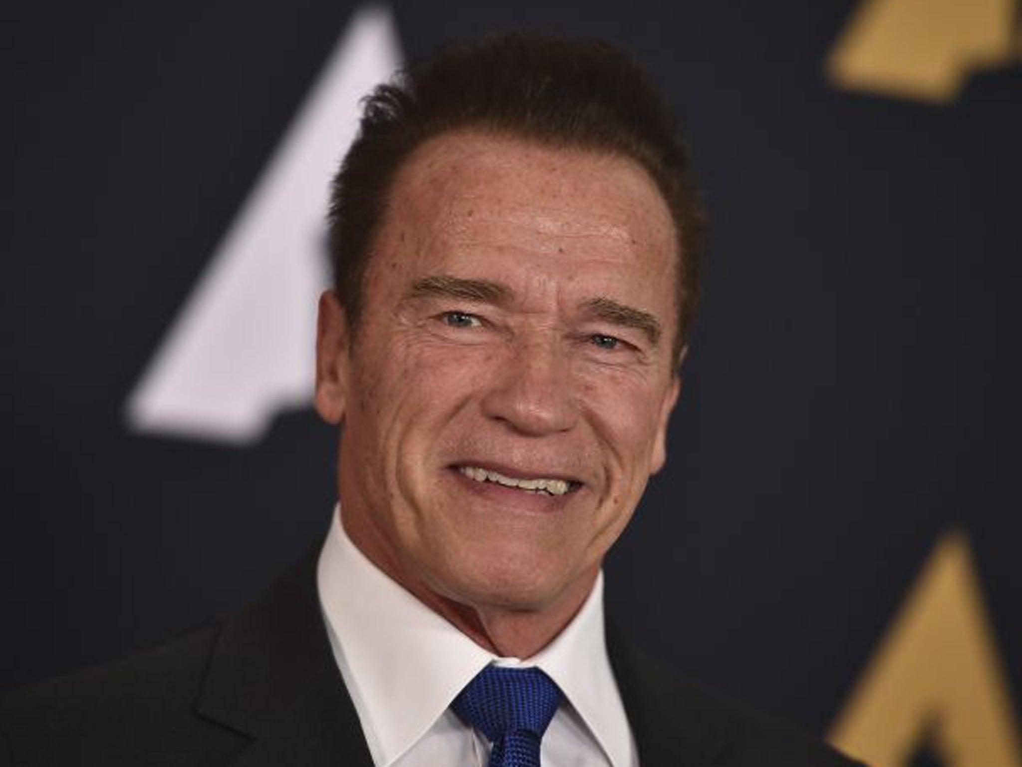 Arnold Schwarzenegger 71 Years Old And Still Training like ...  |Arnold Schwarzenegger