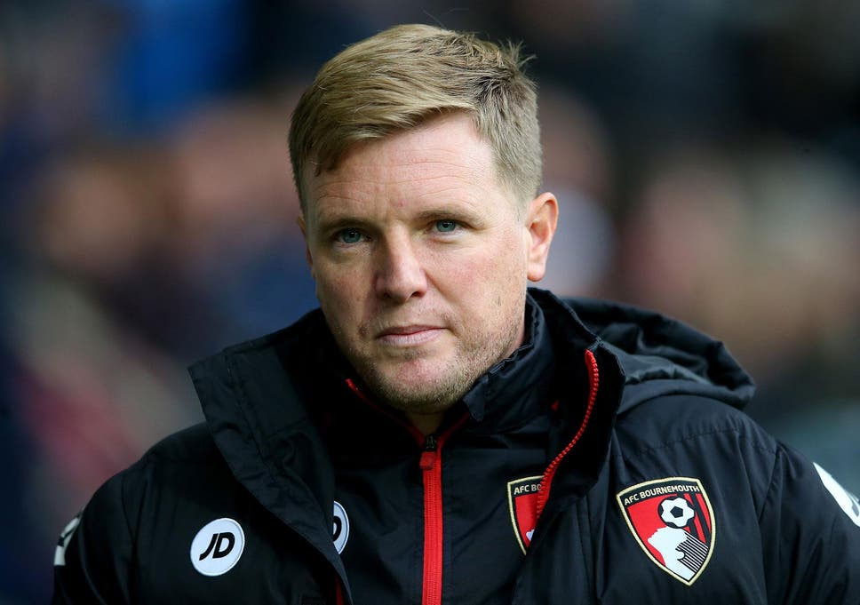 Image result for eddie howe