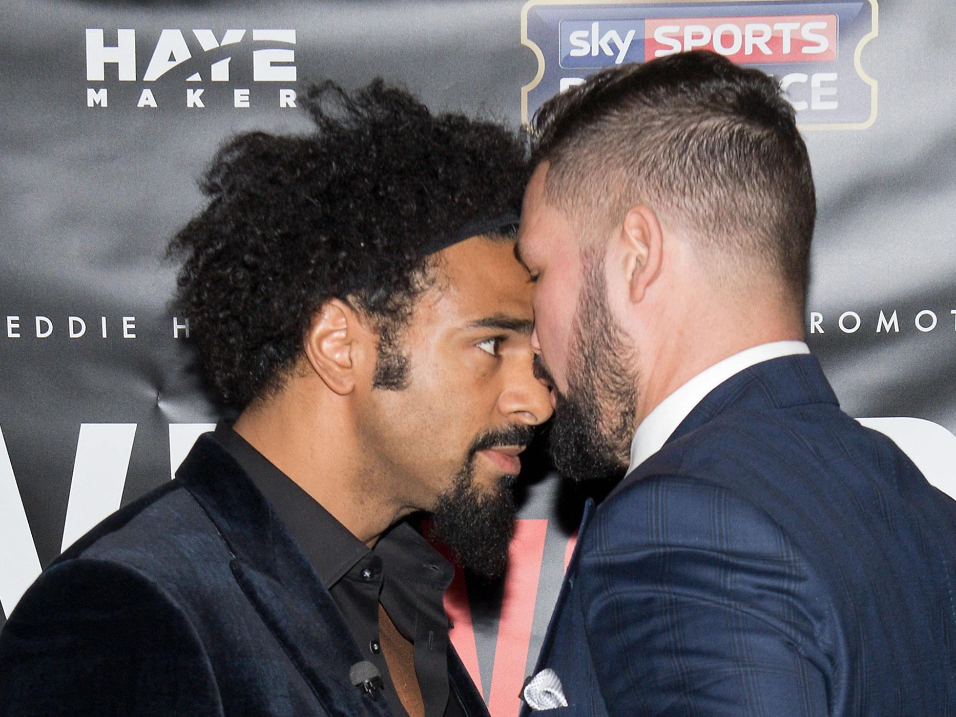 """""""You're not going to be able to chew your food... I'll be standing over your limp body in the ring. I'll come to hospital and let you play with my hair."""""""