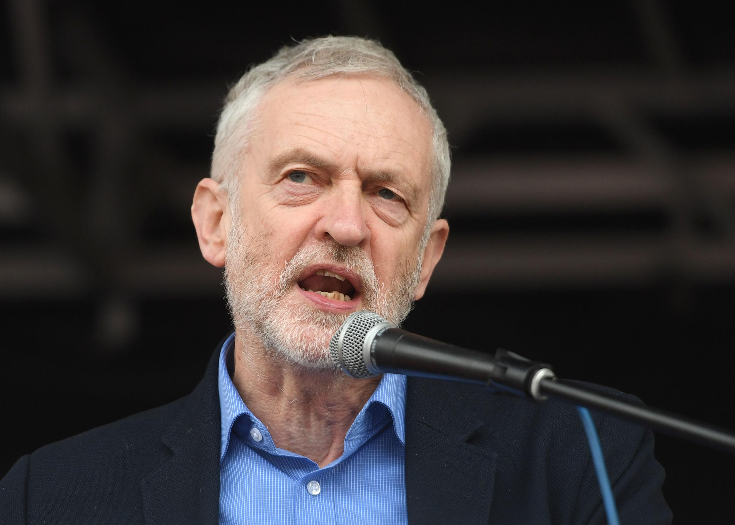 'Don't blame immigrants for Britain's economic problems,' Jeremy Corbyn says