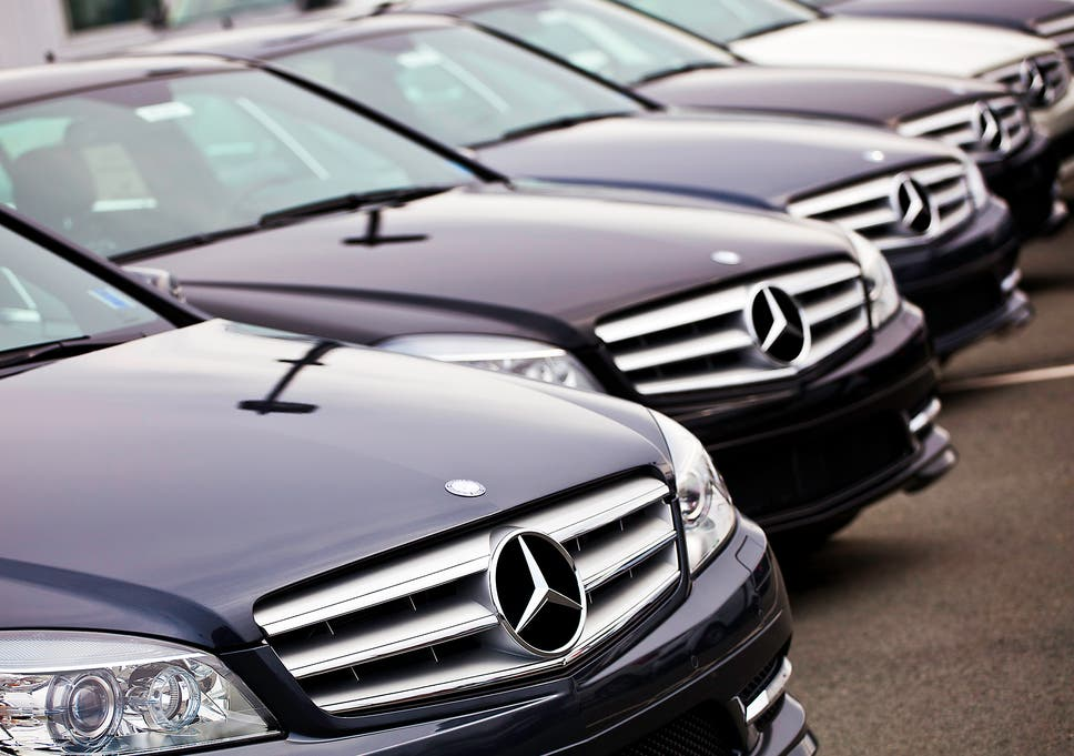 Daimler to recall 75,000 Mercedes-Benz cars in the UK due to