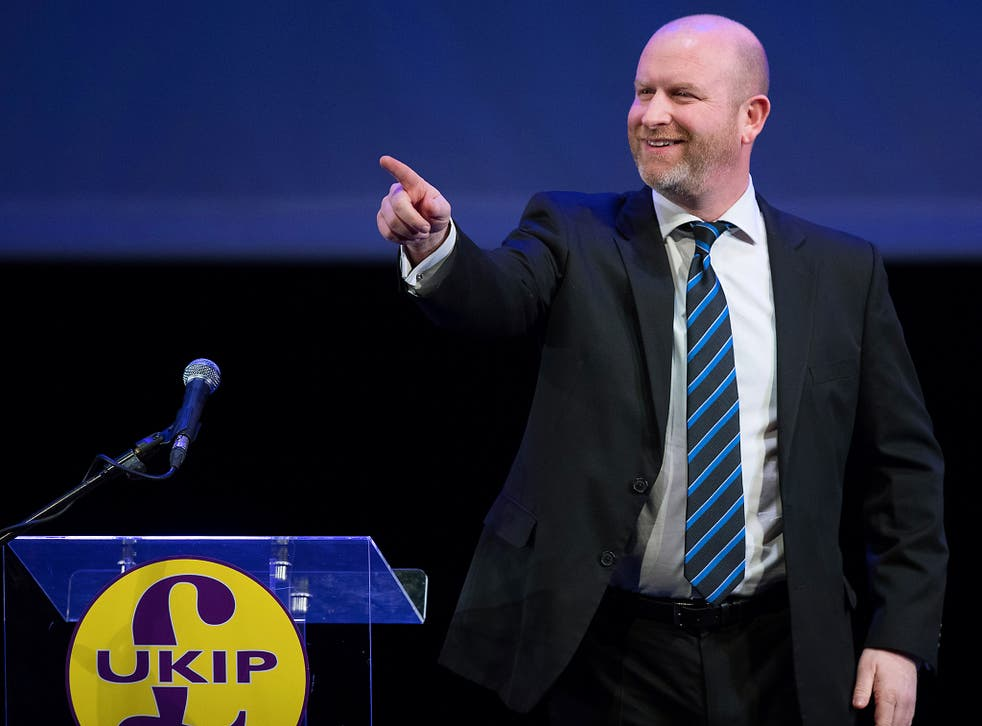 At the party's regional conference in Weymouth, the Ukip leader said there were positives to be taken from his 'bruising' defeat in the Stoke-on-Trent Central by-election