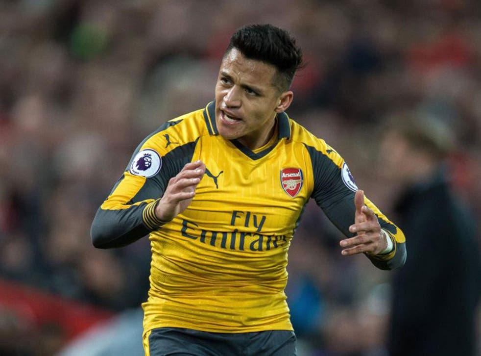 Alexis Sanchez's Arsenal future remains unclear for now
