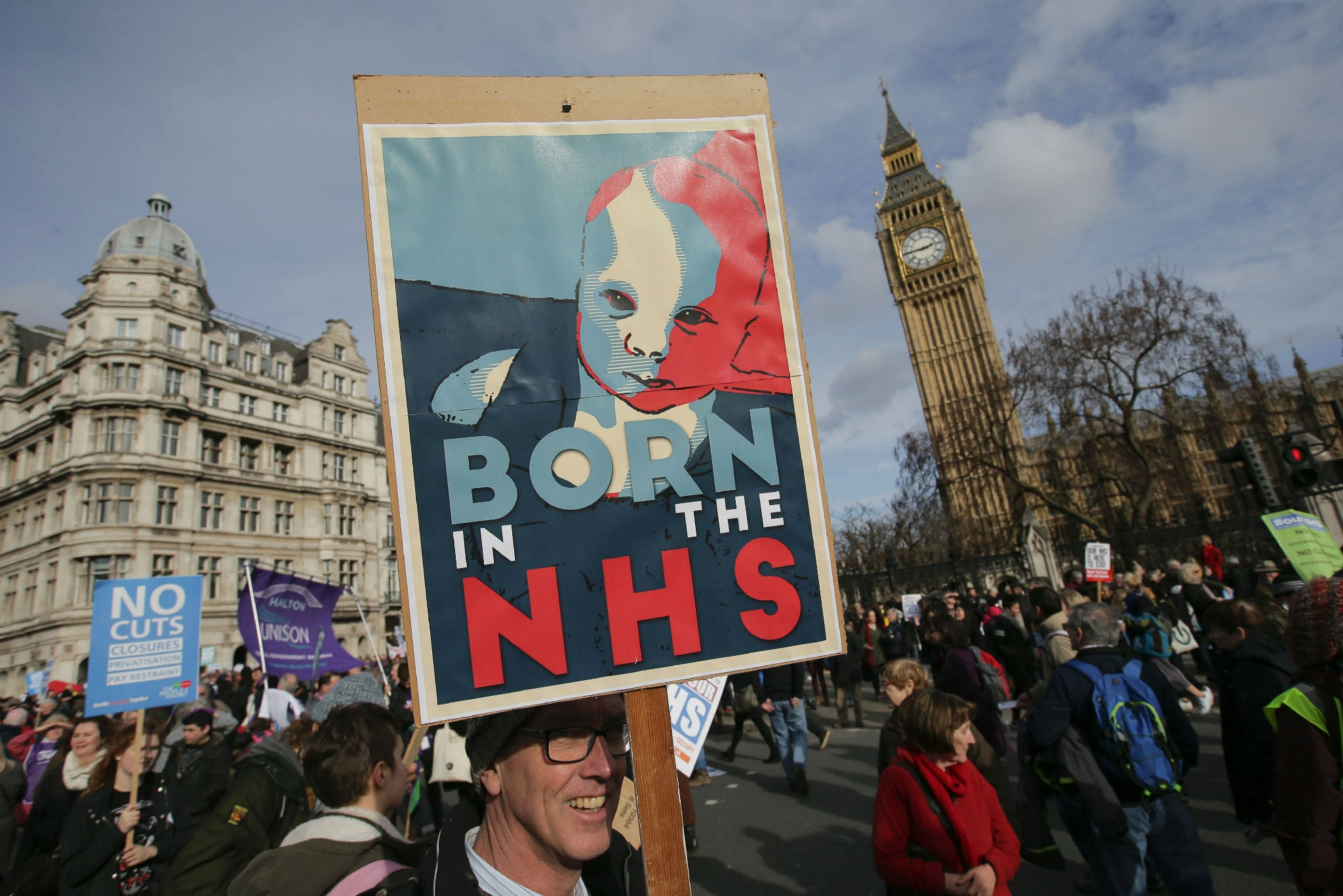 NHS to be hit harder than expected by compensation shake-up, Budget reveals  | The Independent