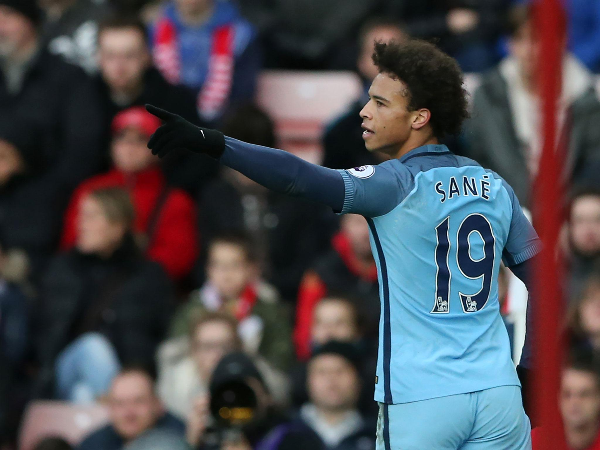 Pep Guardiola heaps praise on in form Manchester City star Leroy