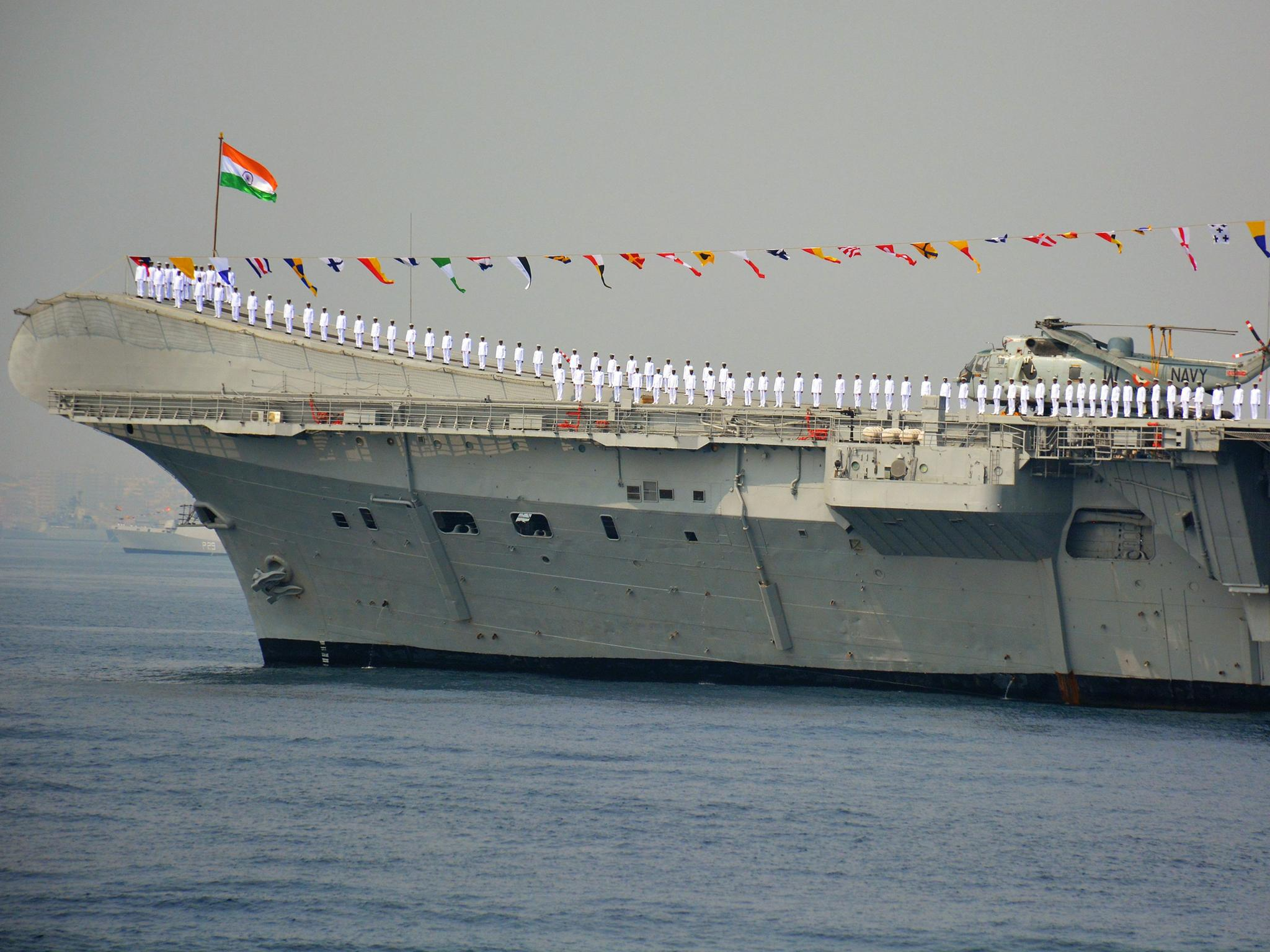 India set to decommission world's oldest aircraft carrier