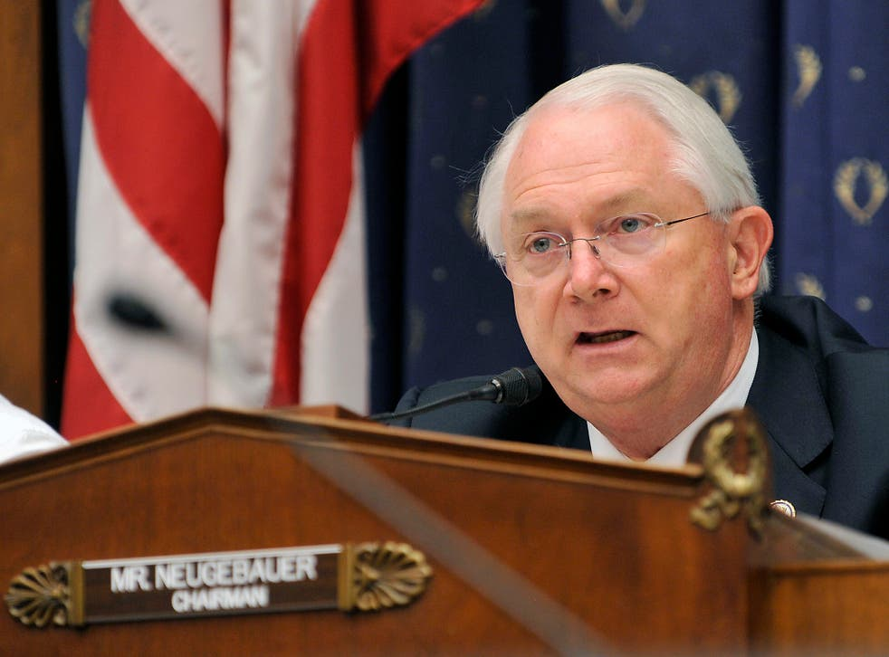 Mr Neugebauer is leading calls for the agency in its current form to be dismantled
