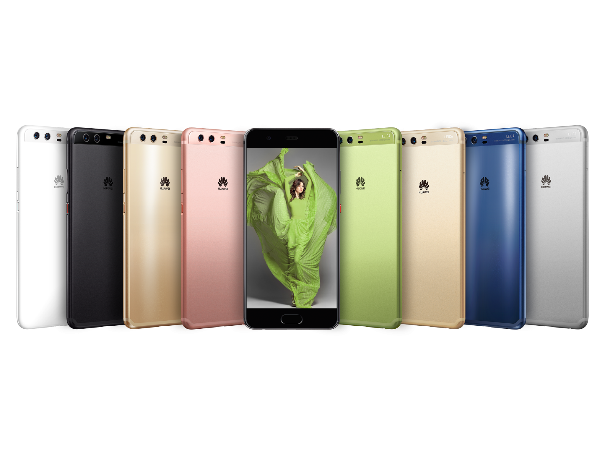 Mystic silver and company - Huawei P10 Chinese Smartphone Aims To Stand Out In Colour Of The Year The Independent