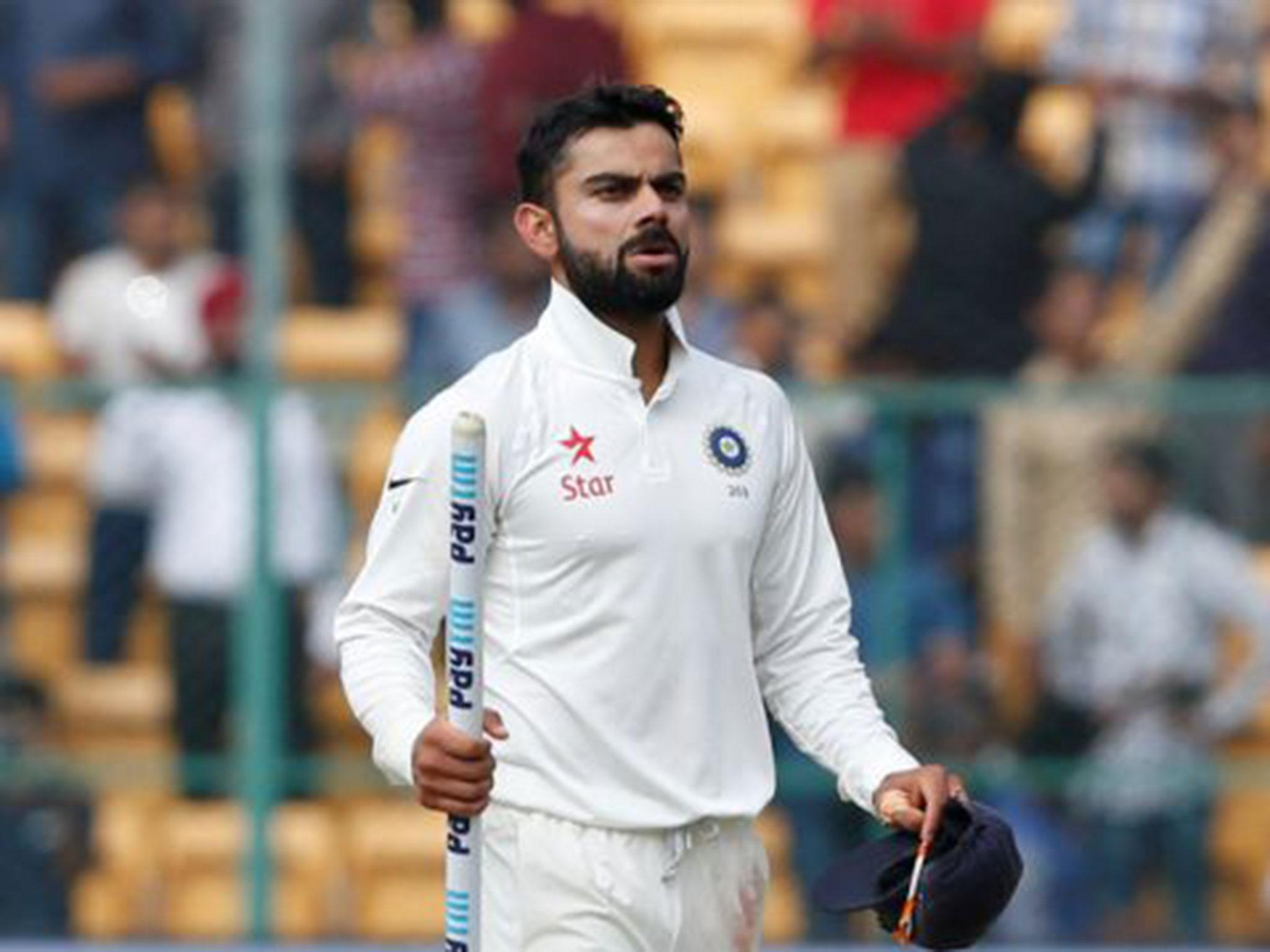virat kohli rages at rival steve smith u0026 39 s  u0026 39 cheating u0026 39  as india vs australia turns ugly