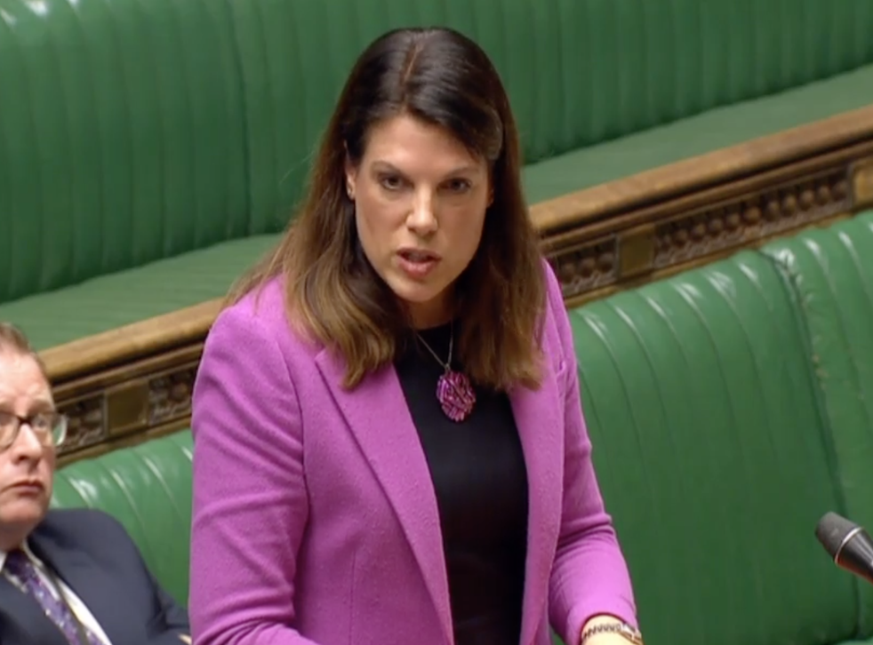 Caroline Nokes, the DWP minister in charge of the policy