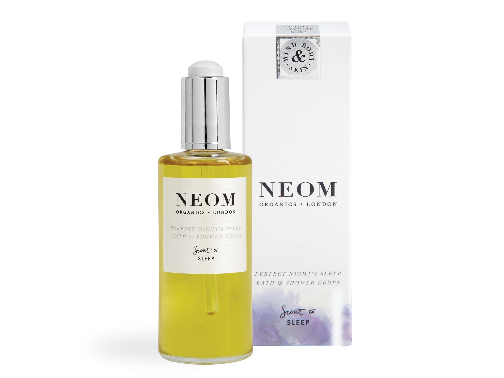 10 Best Bath Oils The Independent Bubble Foam Aromatherapy Pure Organic French Lavender Essential Oil Rose Neom Perfect Nights Sleep Shower Drops 40 For 100ml All Beauty
