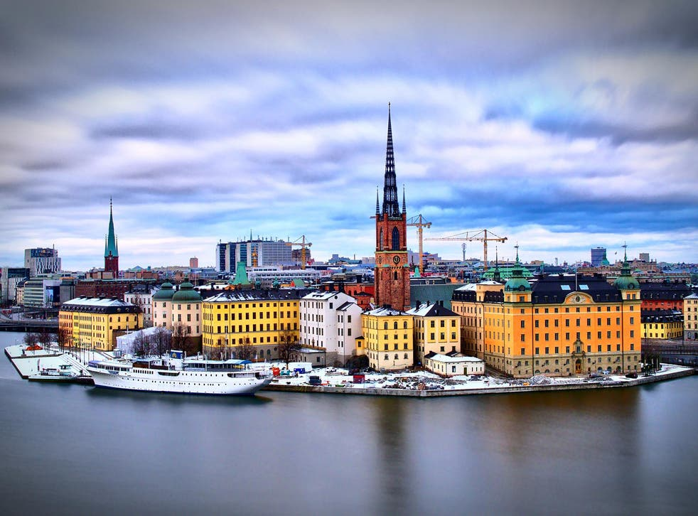 Sweden is no stranger to topping global rankings