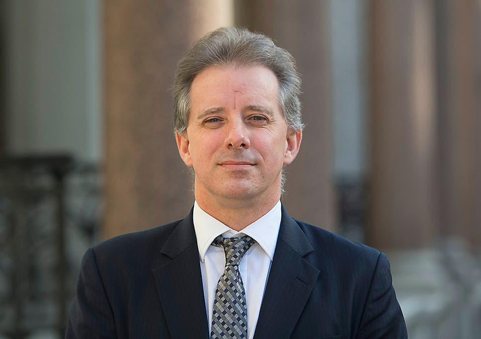 british spy behind explosive trump russia dossier says up to 90 is