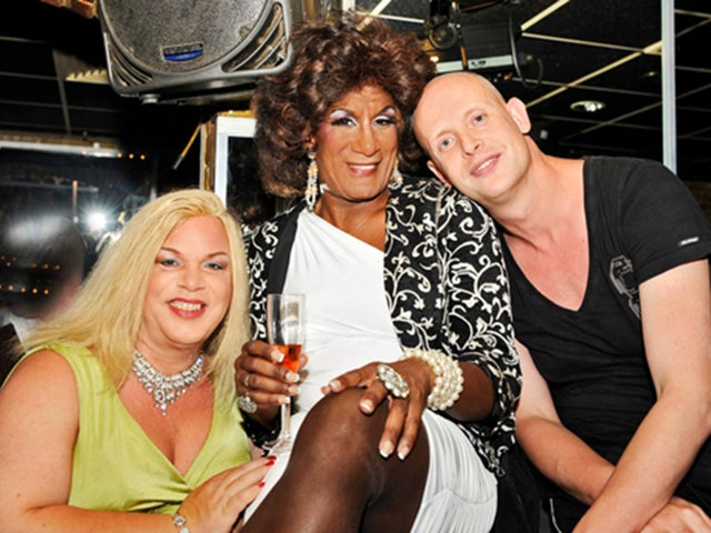 tranny night out in london