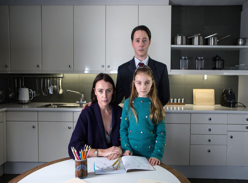 The discovery of a lone shoe brings unexpected consequences for Reece Shearsmith and Keeley Hawes in 'Inside No 9'
