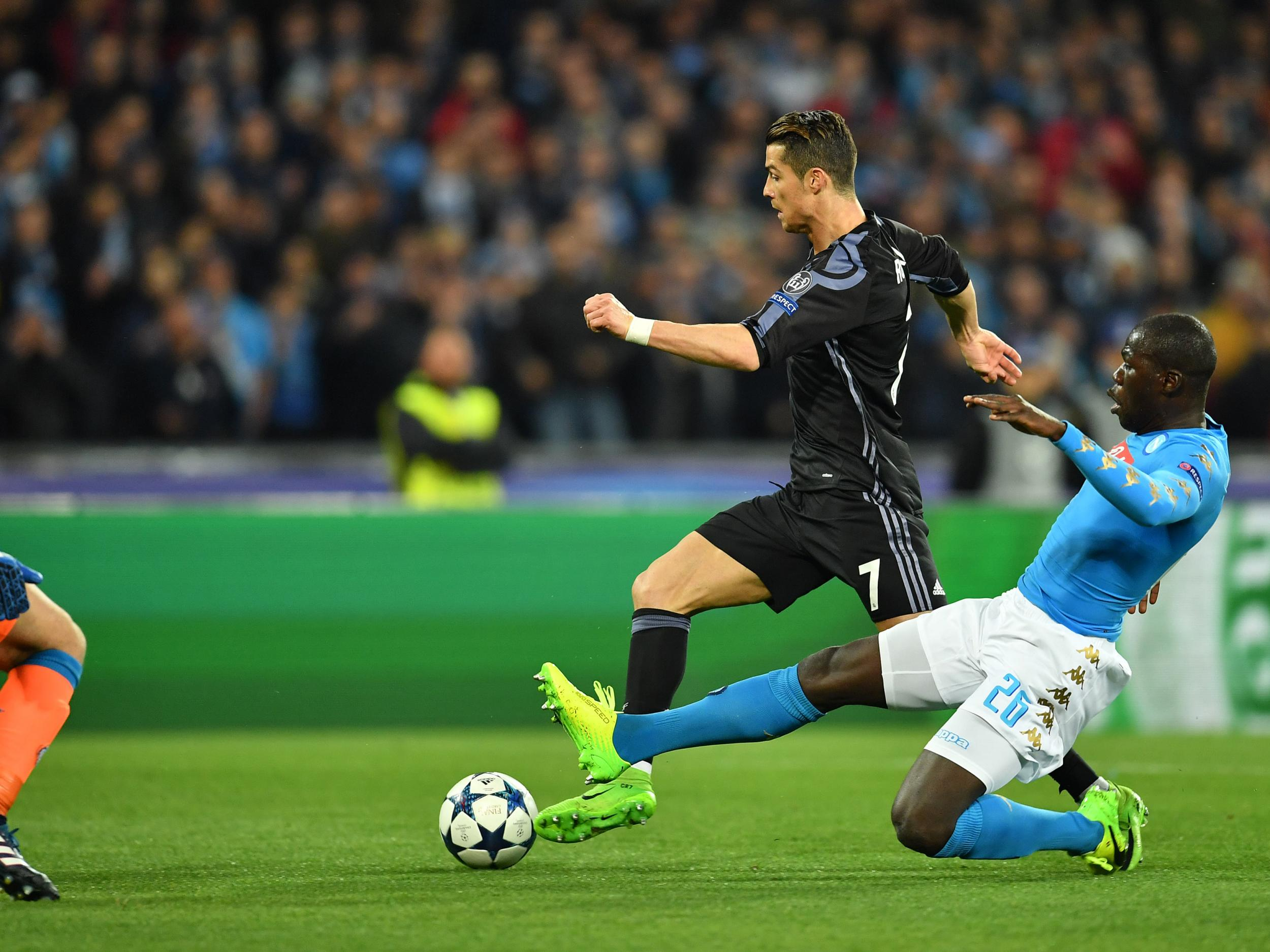 Napoli vs Real Madrid: Five things we learned as Sergio Ramos ...