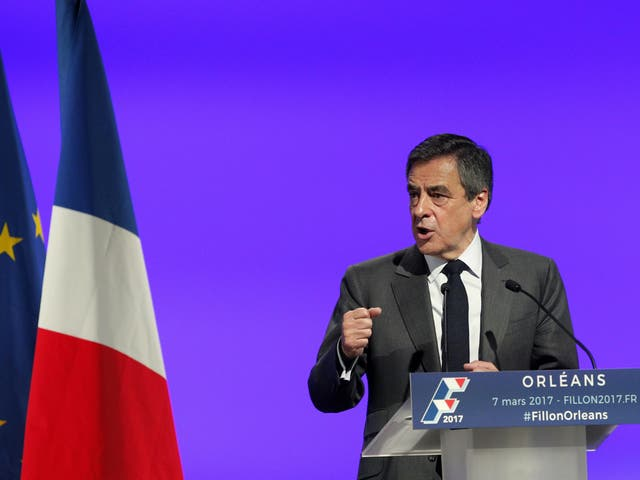 Francois Fillon has faced a number of high-profile scandals during his campaign
