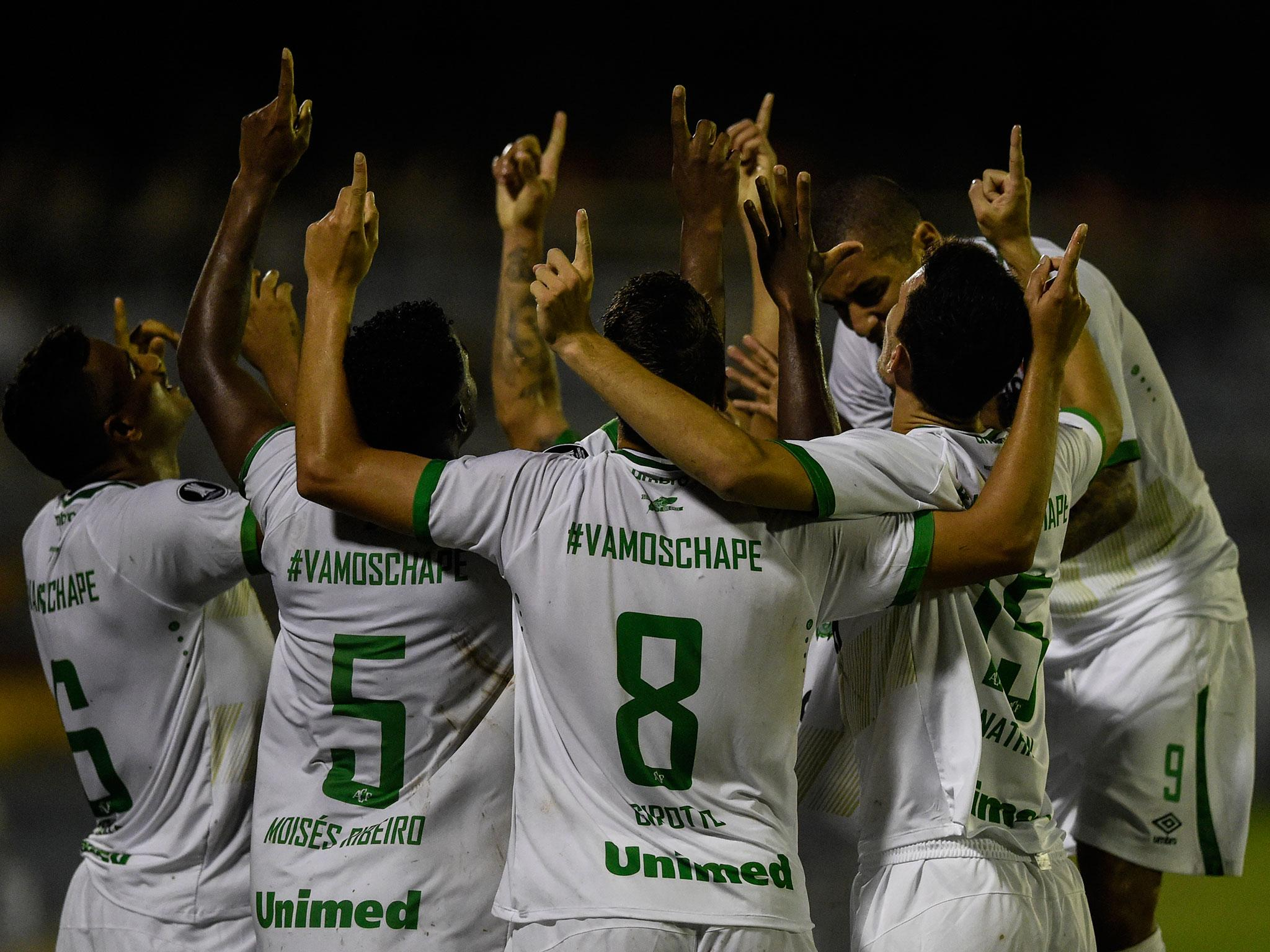 Rival fans taunt Chapecoense over plane crash that killed 71 people