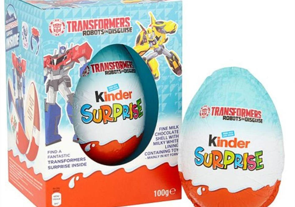 Kinder Surprise giant Easter eggs - Where can you buy the