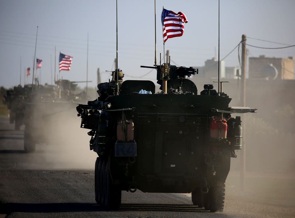Groups supported by the US, Turkey and Russia have been fighting after driving Isis out of parts of northern Syria