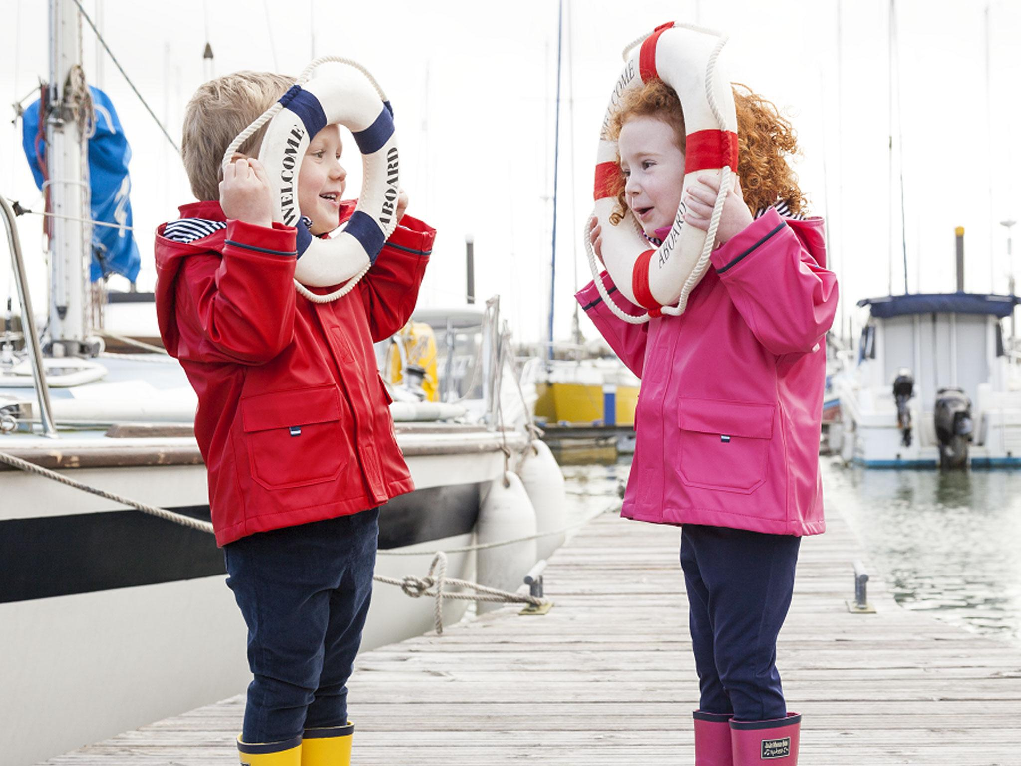 11 Best Kids Raincoats The Independent