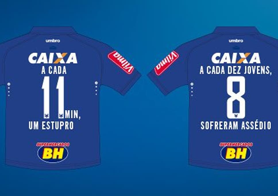 Brazilian football club to wear specially-numbered shirts to mark