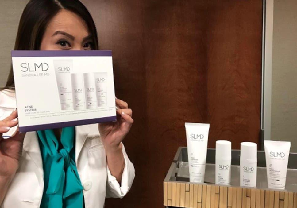 Dr Pimple Popper: Sandra Lee launches skincare range called SLMD