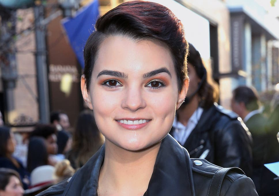 Brianna Hildebrand On Deadpool New Teen Lesbian Drama First Girl I
