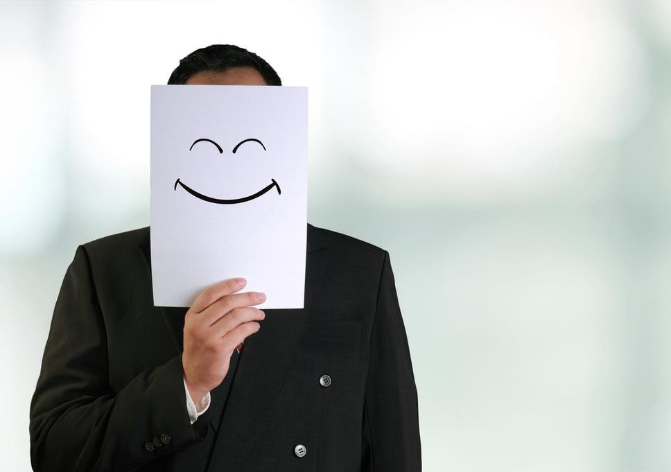 Why Trying To Be Happy All The Time Could Be Dangerous The Independent