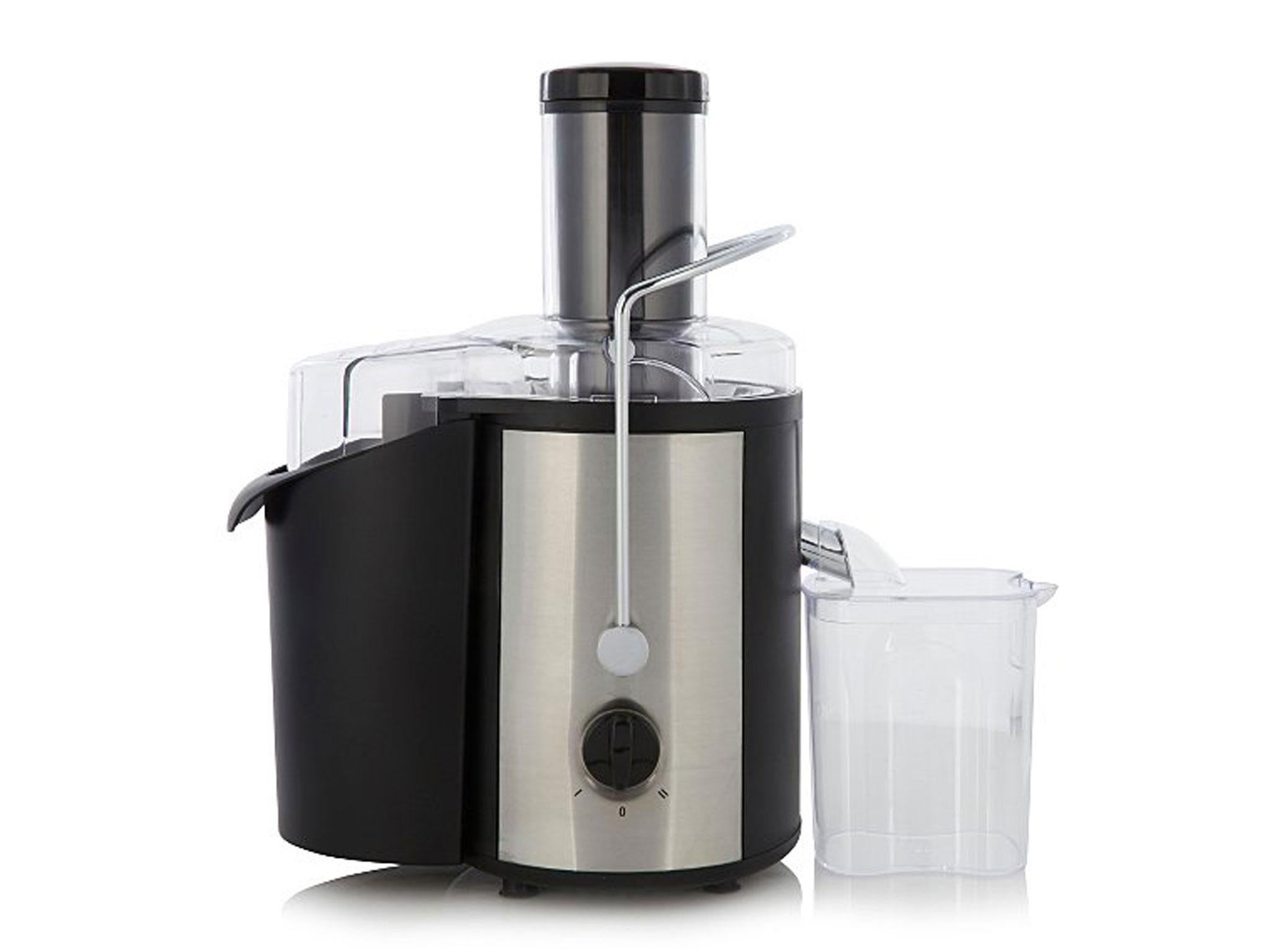 Manual juicer. Useful device for home 36