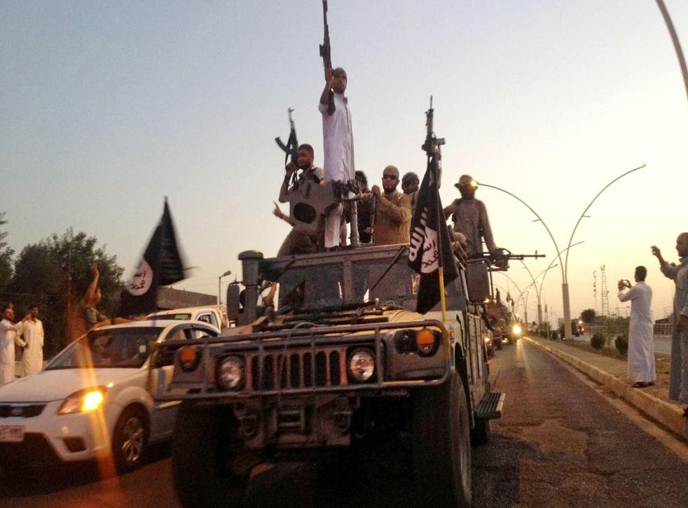Isis has been largely forced from Mosul, which it seized in 2014