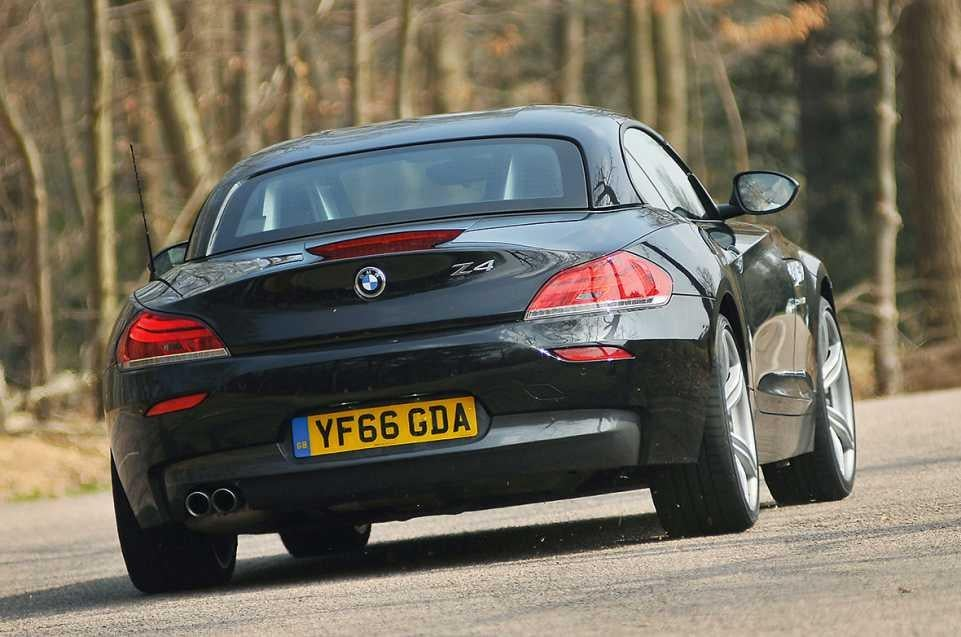 Luxury convertibles tested audi tt roadster vs bmw z4 the independent as fandeluxe Gallery