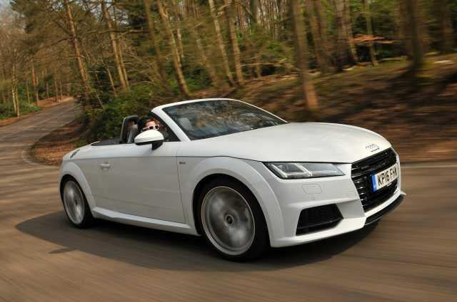 Luxury convertibles tested: Audi TT Roadster vs BMW Z4 ...