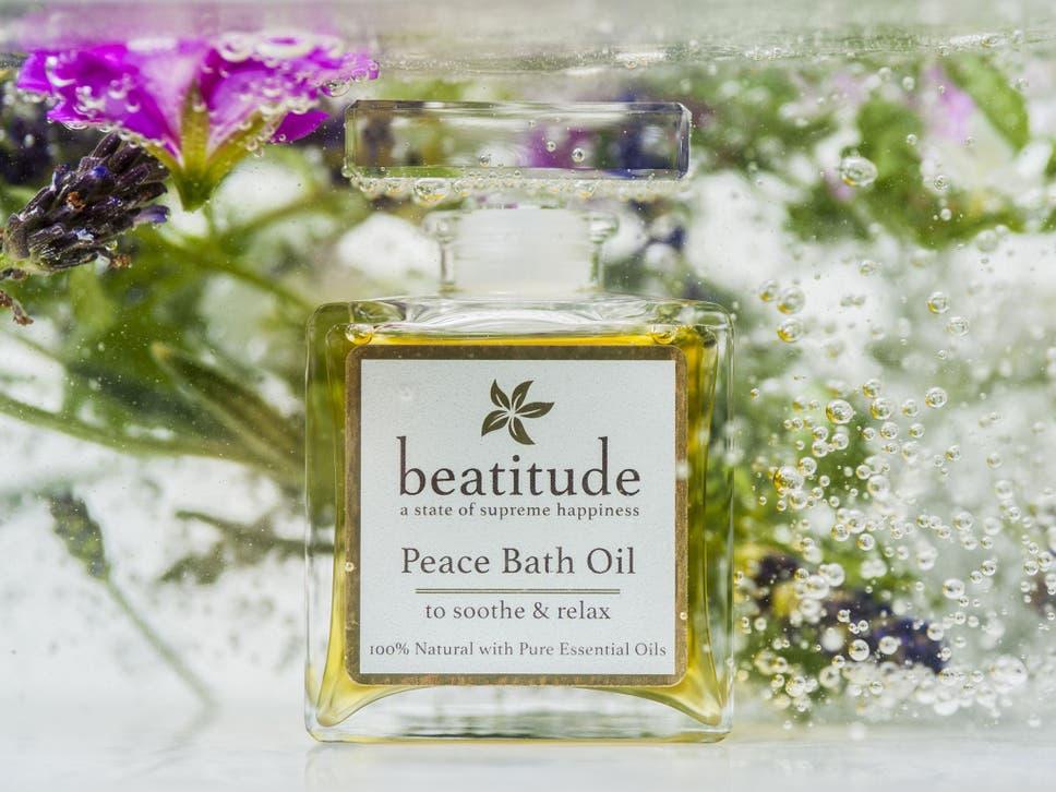 10 best bath oils | The Independent