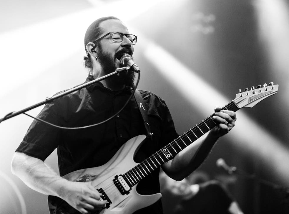 Ihsahn headlining the second Complexity Fest in Haarlem, The Netherlands
