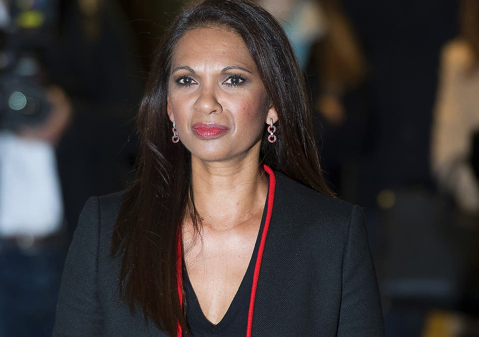 3b920e6b7 Gina Miller took her battle for democracy to the nation's highest court