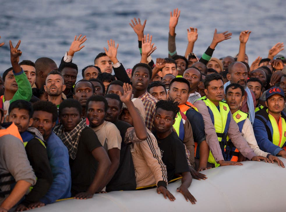 Thousands of migrants have attempted to cross the Mediterranean to Europe