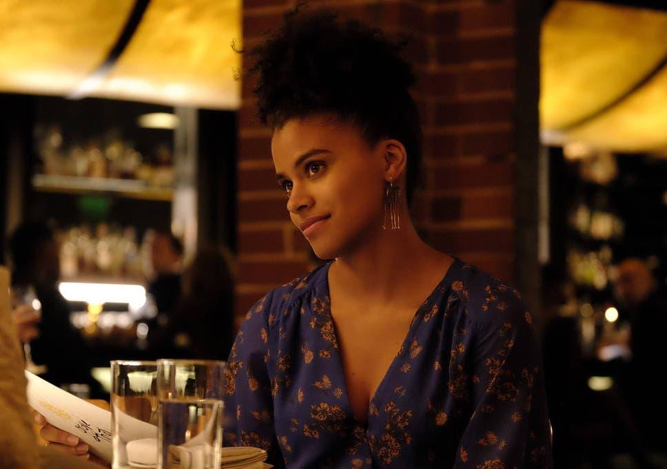 Zazie Beetz en 'Atlanta'. Crédito: FX