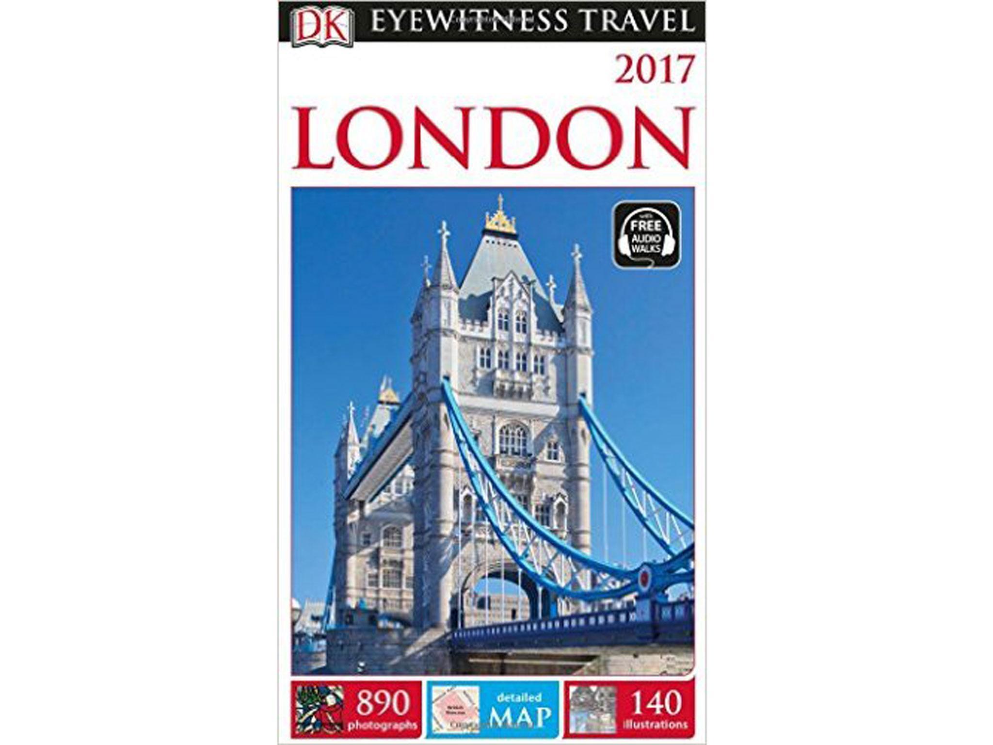 DK Eyewitness Travel Guide London: £14.99, Dorling Kindersley