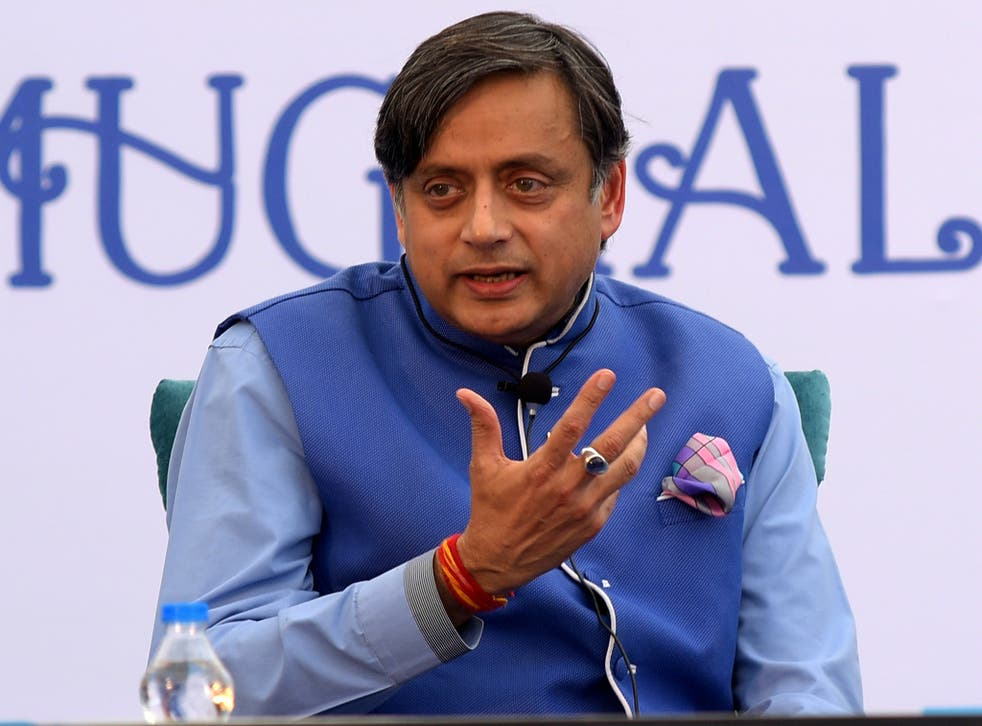 Indian politician and writer Shashi Tharoor reminded how Britain suppressed liberal Hindu texts during occupation