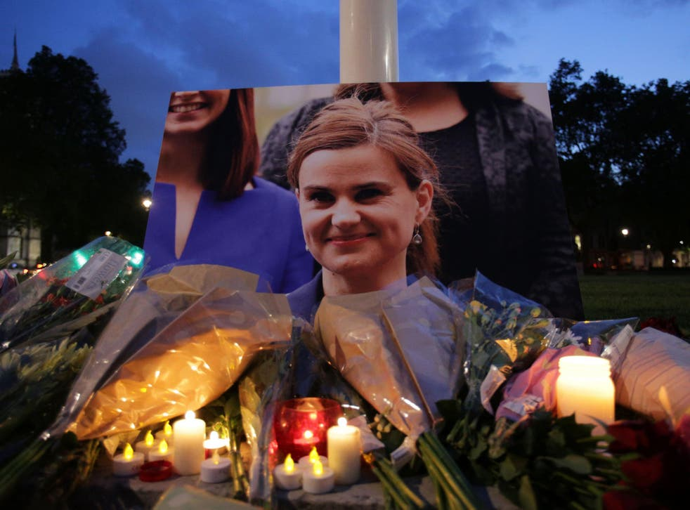 Neo-Nazi Thomas Mair murdered Labour MP Jo Cox in her constituency on 16 June, 2016