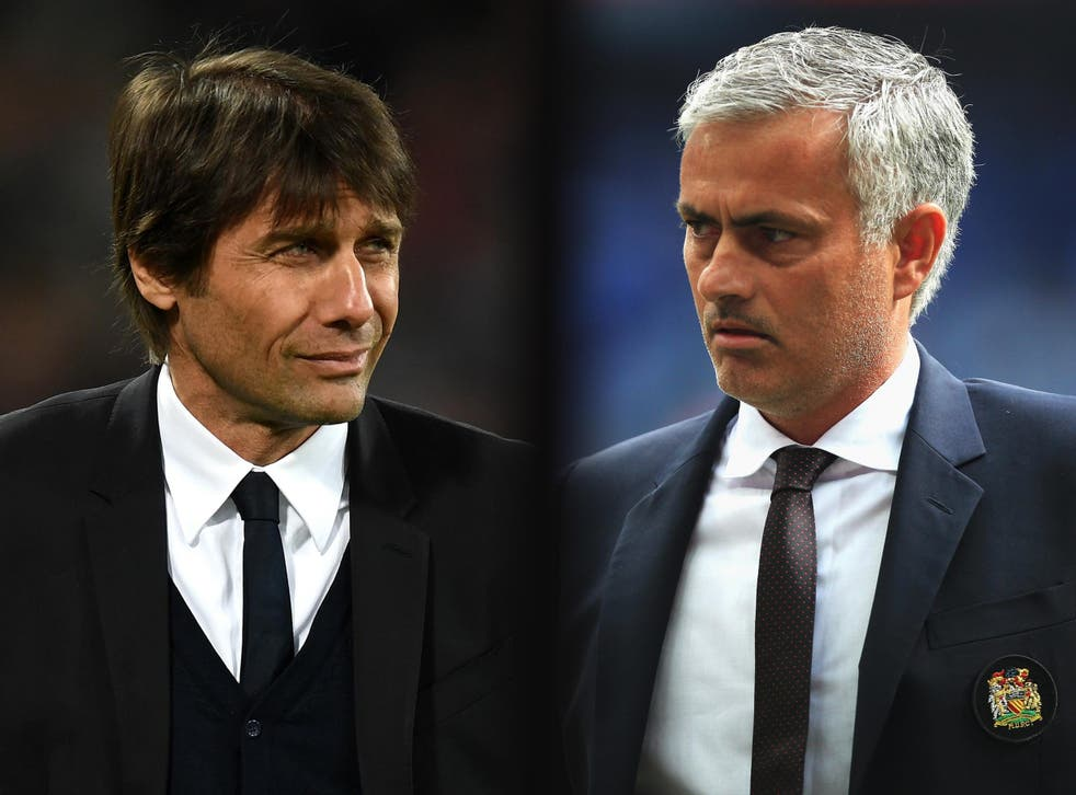 Conte and Mourinho will go head to head in the FA Cup
