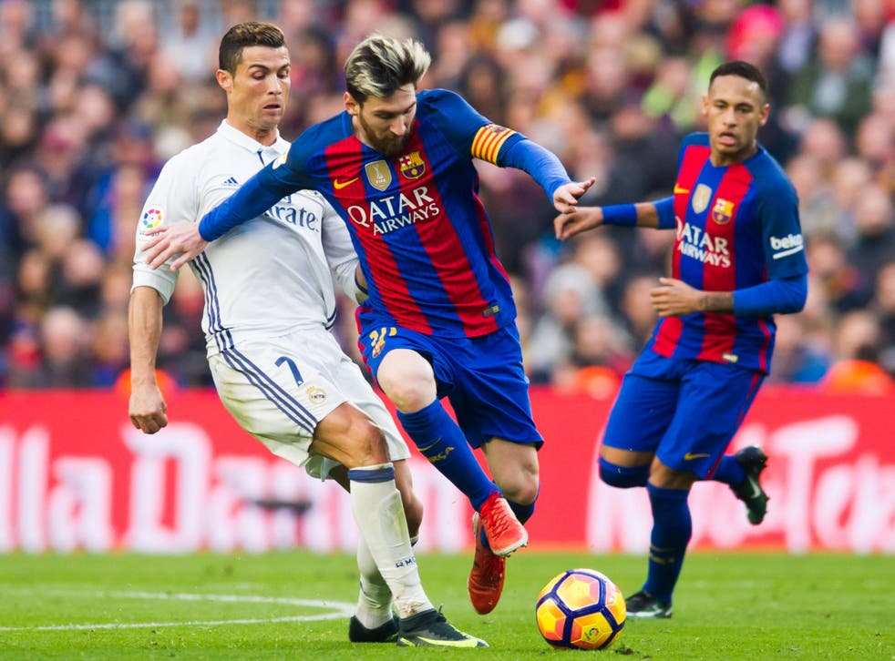 Ronaldo and Messi will clash stateside for the very first time