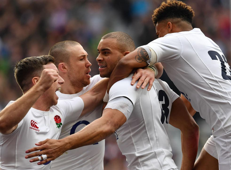 England went 18 games unbeaten with another win at Twickenham