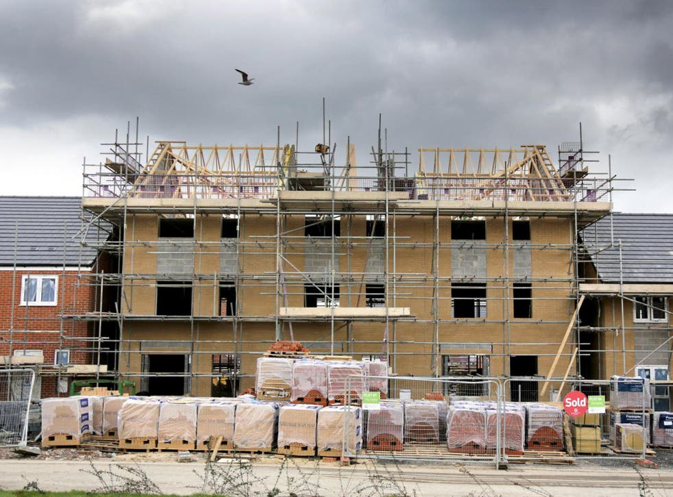 David Cameron's flagship starter homes policy has now been dropped