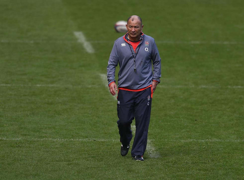 Jones has issued a warning to his team after their comprehensive victory over Scotland
