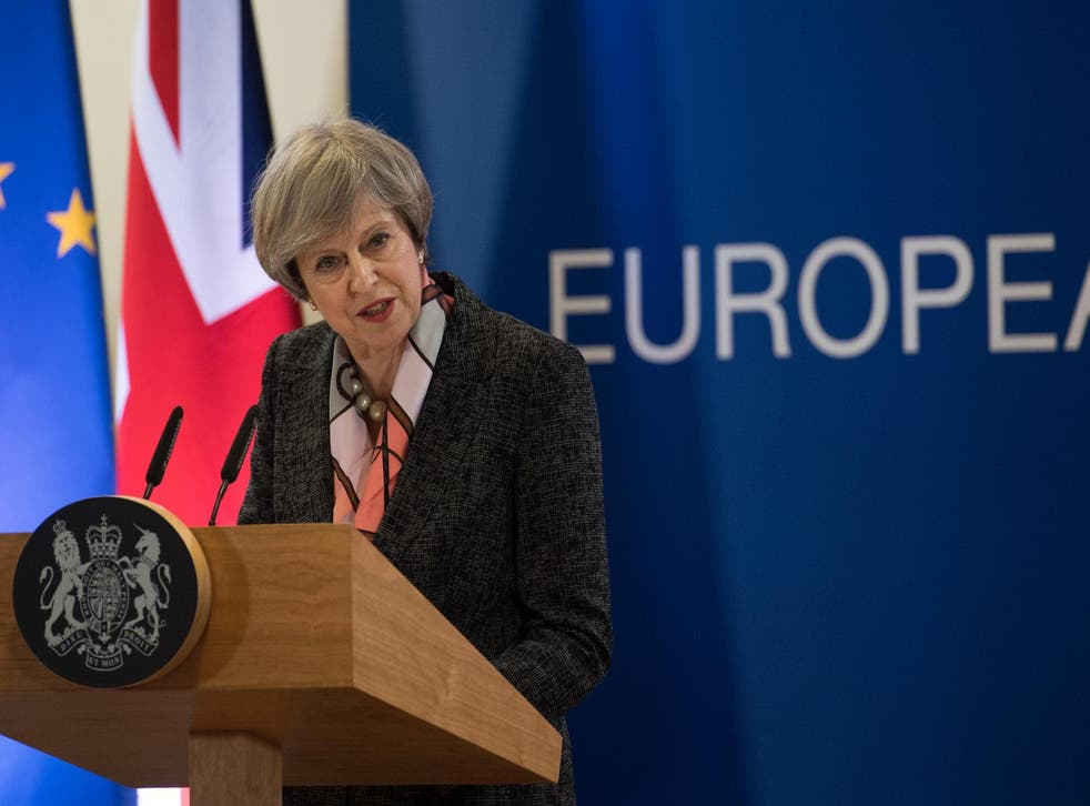 Theresa May is expected to formally trigger Article 50 this week