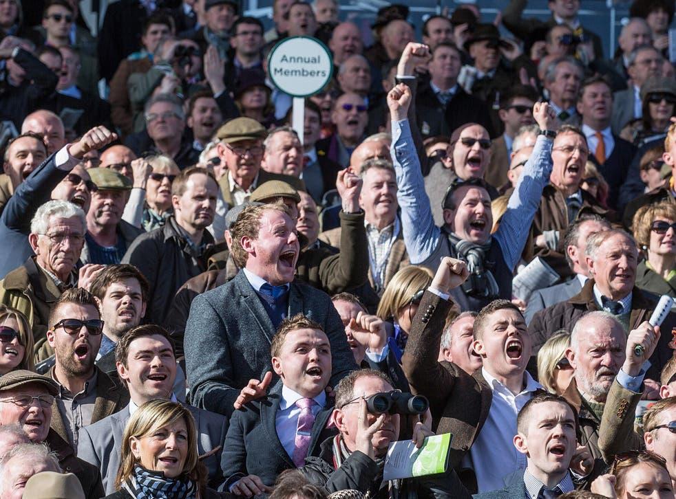 The Cheltenham Festival is a highlight of the UK's sporting calendar
