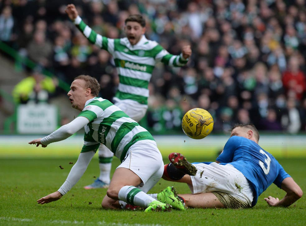The striker was convinced he should have had a penalty after being brought down in the box